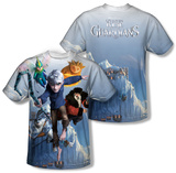 Rise Of The Guardians - Together Now (Front - Back Print) (Front/Back Print) T-shirts