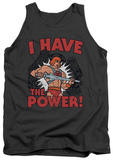 Tank Top: Masters Of The Universe - I Have The Power Tank Top