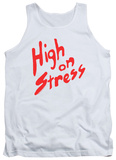 Tank Top: Revenge Of The Nerds - High On Stress Tank Top