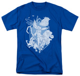 Rise Of The Guardians - Coming For You T-Shirt