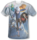 Rise Of The Guardians - Together Now Shirts