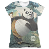 Juniors: Kung Fu Panda - Training T-shirts
