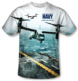 Youth: Navy - Osprey T-Shirt