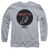 Longsleeve: Parks & Rec - Mouse Rat Circle T-Shirt