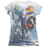 Juniors: Rise Of The Guardians - Together Now T-Shirt