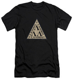 Revenge Of The Nerds - Tri Lambda Logo (slim fit) T-Shirt