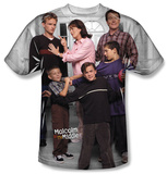 Youth: Malcolm In The Middle - Family T-Shirt