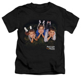 Youth: Malcolm In The Middle - Kids Logo T-shirts
