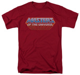 Masters Of The Universe - Logo T-Shirt