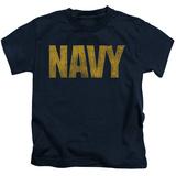 Youth: Navy - Logo T-Shirt