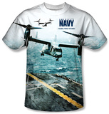 Navy - Osprey Shirts