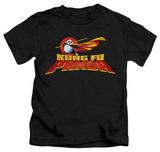 Juvenile: Kung Fu Panda - Logo T-Shirt