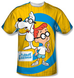 Mr Peabody & Sherman - Explanation T-shirts