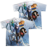 Youth: Rise Of The Guardians - Together Now (Front - Back Print) (Front/Back Print) T-Shirt