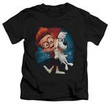 Juvenile: Mr Peabody & Sherman - Team Work T-Shirt