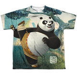 Youth: Kung Fu Panda - Training T-shirts