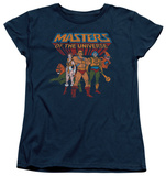 Womens: Masters Of The Universe - Team Of Heroes T-Shirt