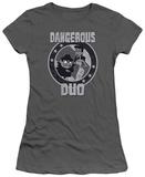 Juniors: Rocky & Bullwinkle - Dangerous T-shirts