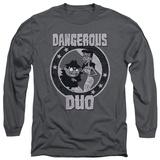 Longsleeve: Rocky & Bullwinkle - Dangerous T-shirts