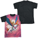 She Ra - Sky Power (black back) Sublimated