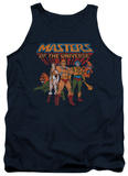 Tank Top: Masters Of The Universe - Team Of Heroes Tank Top
