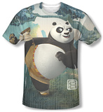 Kung Fu Panda - Training T-shirts
