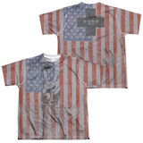 Youth: M.A.S.H - Flagged (Front/Back Print) T-shirts
