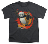Youth: Kung Fu Panda - Real Warrior Shirts