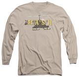Longsleeve: M.A.S.H - Chopper T-Shirt