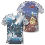Polar Express - Journey (Front/Back Print) Sublimated