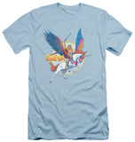 She Ra - And Swiftwind (slim fit) T-shirts
