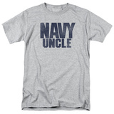 Navy - Uncle T-Shirt