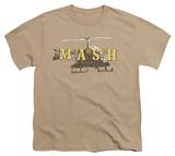 Youth: M.A.S.H - Chopper T-Shirt