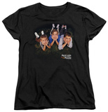 Womans: Malcolm In The Middle - Kids Logo T-shirts