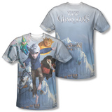 Rise Of The Guardians - Together Now (Front - Back Print) (Front/Back Print) T-Shirt