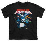 Youth: Kung Fu Panda - Kung Fu Group T-shirts
