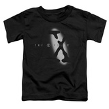 Toddler: The X Files - Spotlight Logo Shirt