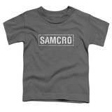 Toddler: Sons Of Anarchy - Samcro Shirts