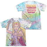 She Ra - Title (Front/Back) Sublimated