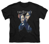 Youth: The X Files - X Agents T-shirts