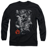 Longsleeve: Sons Of Anarchy - Group Fight T-Shirt
