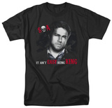 Sons Of Anarchy - Being King T-shirts
