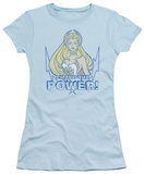 Juniors: She Ra - Power T-shirts