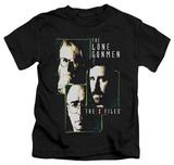 Youth: The X Files - Lone Gunmen T-Shirt