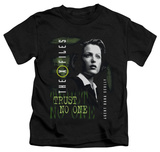 Youth: The X Files - Scully T-Shirt