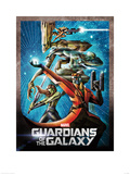 Guardians Of The Galaxy - Orb Posters