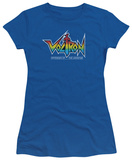 Juniors: Voltron - Logo T-shirts