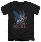 She Ra - I Am She Ra V-neck Shirt