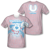Underdog - Burst (Front/Back) Sublimated