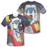 Voltron - Space (Front/Back) Sublimated